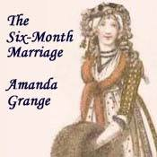 The Six-Month Marriage Ebook cover